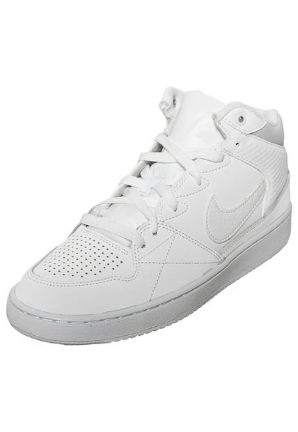 Zapatillas Nike Blancas Con Caña