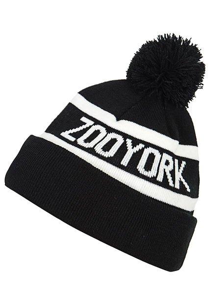Gorro Zoo York Znow Negro